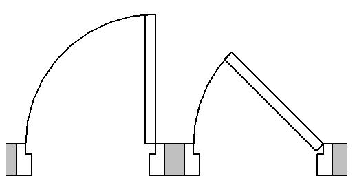 RevitWorks Door Factory Help · Floor Plan Symbols
